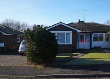 Thumbnail 2 bed bungalow for sale in Marcourt Road, High Wycombe - Stokenchurch