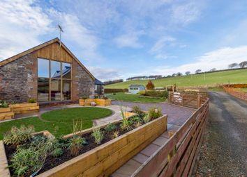 Thumbnail 4 bed detached house for sale in Biggar