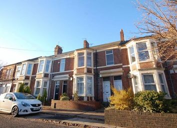 Thumbnail 3 bedroom flat for sale in Helmsley Road, Newcastle Upon Tyne