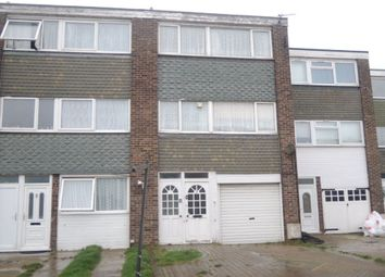 Thumbnail 4 bed town house for sale in Walnut Way, Clacton-On-Sea