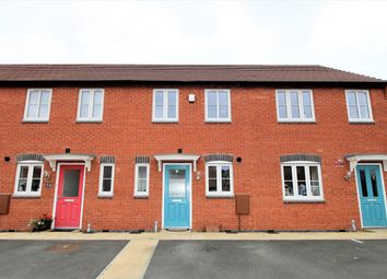 Thumbnail 2 bed terraced house for sale in Newton Mews, Academy Drive, Rugby