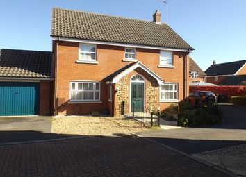 Thumbnail 4 bedroom property to rent in Ancar Road, South Wootton, King's Lynn
