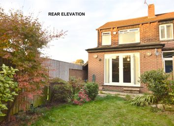 Thumbnail 2 bedroom terraced house for sale in Ferncliffe Terrace, Leeds, West Yorkshire