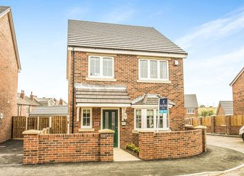Thumbnail 4 bed detached house for sale in The Weston Ardsley Falls Common Lane, East Ardsley, Wakefield