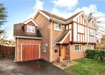 Thumbnail 4 bed semi-detached house to rent in Bradbourne Vale Road, Sevenoaks, Kent