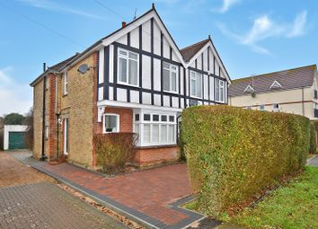Thumbnail 4 bed semi-detached house for sale in Faversham Road, Kennington, Ashford