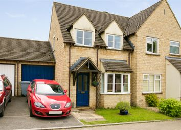 Thumbnail 3 bed semi-detached house for sale in Ticknell Piece Road, Charlbury, Chipping Norton