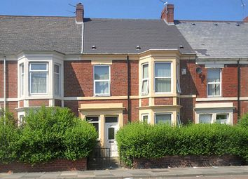 Thumbnail 4 bedroom terraced house for sale in Welbeck Road, Walker, Newcastle Upon Tyne