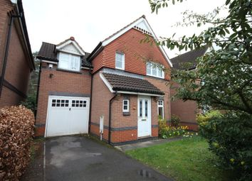 Thumbnail 3 bed detached house for sale in Lole Close, Longford, Coventry