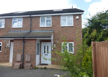 Thumbnail 2 bedroom semi-detached house for sale in Webster Close, Reading