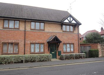 Thumbnail 1 bed flat to rent in Cobden Avenue, Peterborough