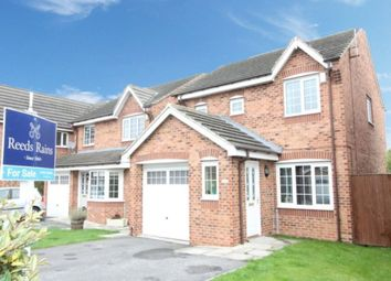 Thumbnail 3 bed detached house to rent in Sycamore Avenue, Eggborough, Goole
