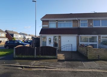 3 bed end terrace house to rent in Alma Close, Fazakerley, Liverpool, Merseyside L10