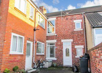 Thumbnail 3 bed flat for sale in Jubilee Terrace, Bedlington