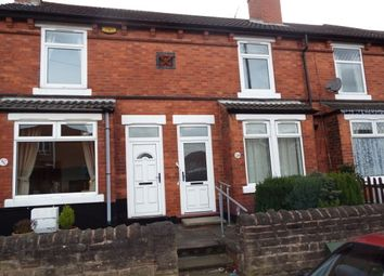 Thumbnail 3 bed terraced house to rent in Yorke Street, Mansfield