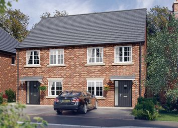 "Thumbnail 3 bed semi-detached house for sale in ""The Kilmington"" at Malt Mill Close, Kilsby, Rugby"