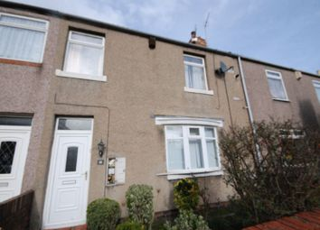 Thumbnail 3 bedroom terraced house for sale in Castle Terrace, Ashington