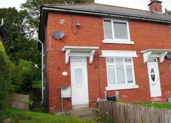 Thumbnail 2 bed maisonette for sale in Glyndwr Road, Barry