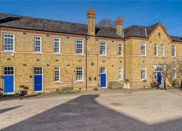 Thumbnail 3 bed terraced house for sale in Bears Rails Park, Old Windsor, Windsor, Berkshire