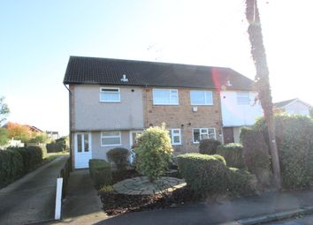 Thumbnail 2 bed flat to rent in South View Road, Benfleet, Essex