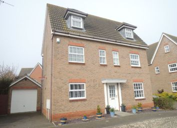 Thumbnail 6 bed detached house for sale in Saxmundham Way, Clacton-On-Sea