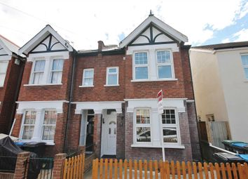 Thumbnail 4 bed semi-detached house to rent in Beaconsfield Road, New Malden