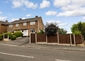 Thumbnail 3 bed semi-detached house for sale in Welbeck Avenue, Ilkeston