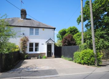 Thumbnail 3 bed cottage to rent in Mill Lane, Hurst Green, Oxted