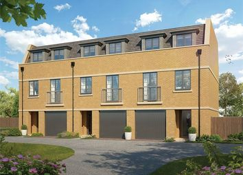 Thumbnail 3 bed end terrace house for sale in London Road, Isleworth