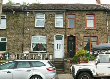 Thumbnail 2 bedroom terraced house for sale in Graig Terrace, Ferndale, Mid Glamorgan