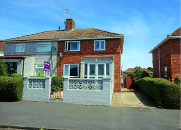 Thumbnail 3 bed semi-detached house for sale in Grove Leaze, Shire Hampton