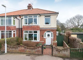 Thumbnail 4 bed property for sale in Beechwood Avenue, Deal