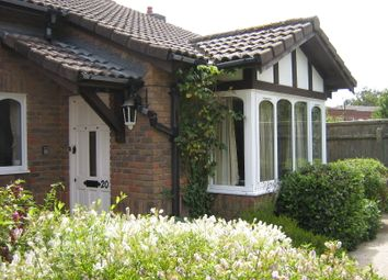 Thumbnail 2 bed bungalow to rent in Stratford Place, Lymington