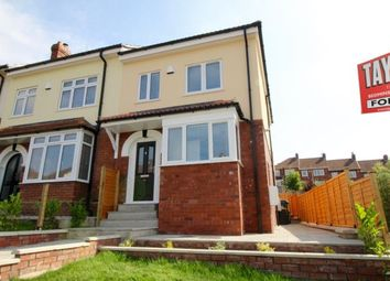 Thumbnail 3 bed end terrace house for sale in Fitzgerald Road, Lower Knowle, Bristol