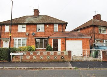 Thumbnail 3 bed semi-detached house for sale in Bluehouse Road, London