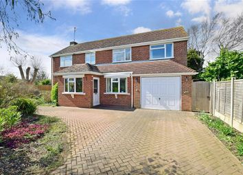 Thumbnail 5 bed detached house for sale in Links Way, Littlestone, New Romney, Kent