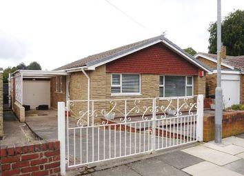 Thumbnail 2 bed semi-detached bungalow for sale in Hotspur Avenue, Bedlington