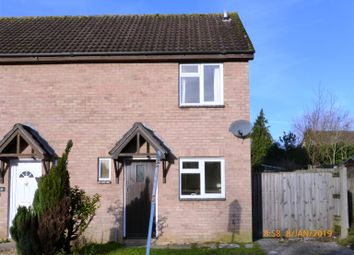 Thumbnail 3 bed semi-detached house to rent in Monks Way, Chippenham, Wiltshire