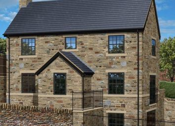 Thumbnail 4 bed detached house for sale in Hallowes Lane, Dronfield