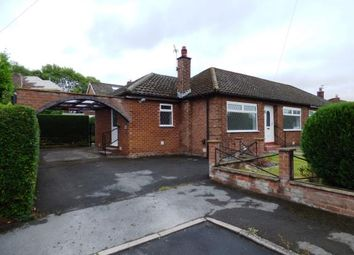 Thumbnail 2 bed bungalow for sale in Bridgefield Close, High Lane, Stockport, Greater Manchester