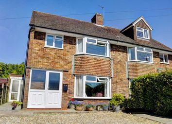 Thumbnail 3 bed semi-detached house for sale in The Avenue, Princes Risborough, Buckinghamshire