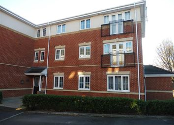 Thumbnail 2 bed flat for sale in Mirabella Close, Woolston, Southampton