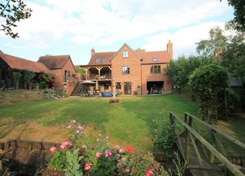Thumbnail 4 bed detached house for sale in Cold Ash, Thatcham, Berkshire