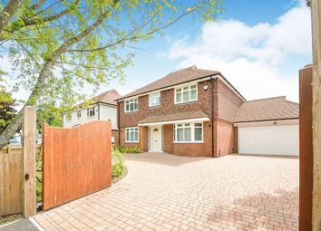 Thumbnail 4 bed detached house for sale in Warmlake Road, Sutton Valence, Maidstone, Kent