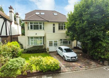 Thumbnail 5 bedroom detached house for sale in London Road, Stanmore