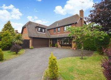 Thumbnail 4 bed detached house for sale in Summerhill Park, Hythe Road, Ashford, Kent