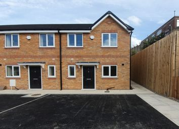Thumbnail 3 bed terraced house for sale in West Row, Blackhill, Consett