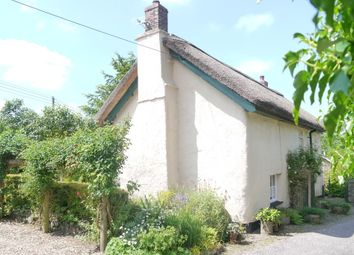 Thumbnail 3 bed cottage for sale in Meshaw, South Molton