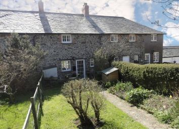 Thumbnail 2 bed terraced house to rent in Crosstown, Morwenstow, Bude