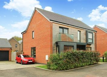 Thumbnail 4 bed detached house for sale in Cheshire Avenue, Locking Parklands, Weston-Super-Mare, North Somerset.